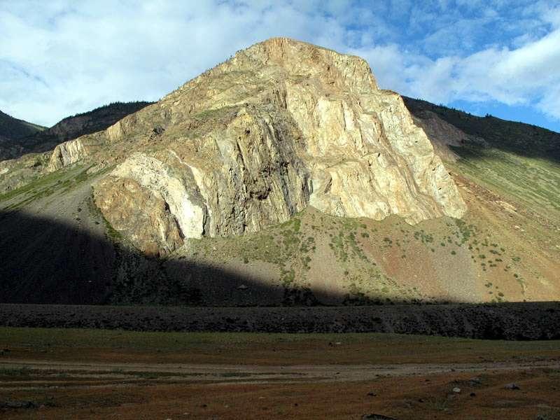горы Алтая